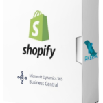 conector business central shopify